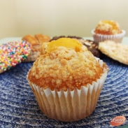 Muffin de naranja