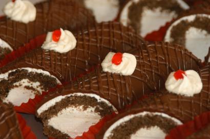 Bulgaros de chocolate