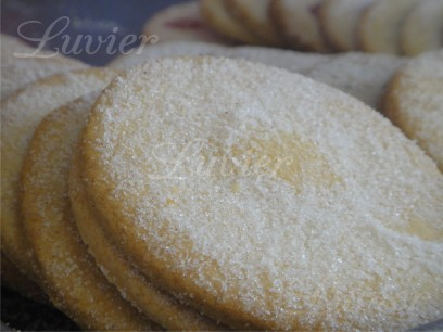 Galleta de naranja
