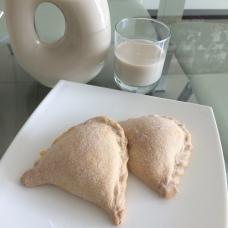 Empanadas crema
