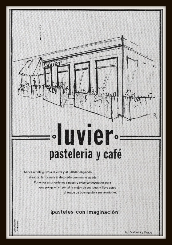 """Anuncio en """"El Informador"""" del 9 de Julio de 1978"""
